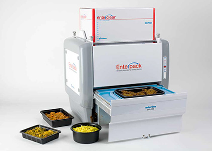 Enterpack heat sealer video